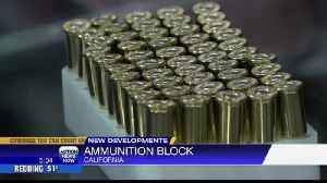 California ammo background checks hinder legal buyers [Video]