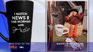 Mug shot of the day - 12/12/19 - Kathy from Winona [Video]