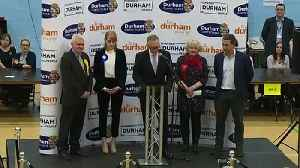 Tories take Bishop Auckland for first time in history [Video]