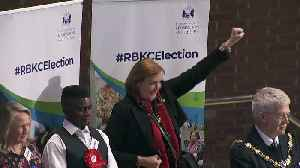 Tories take back Kensington by 150 votes [Video]