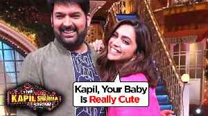 Deepika Padukone FIRST REACTION On Kapil Sharma's Baby Girl | Chhapaak | The Kapil Sharma Show [Video]