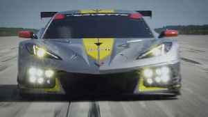 2020 Chevrolet Corvette C8.R Teaser [Video]