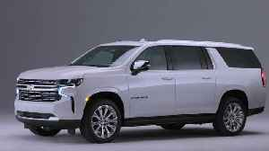 All-New 2021 Chevrolet Suburban Design [Video]