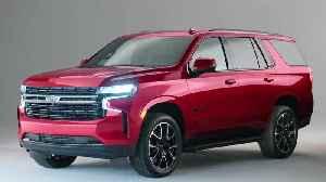 All-New 2021 Chevrolet Tahoe Design [Video]