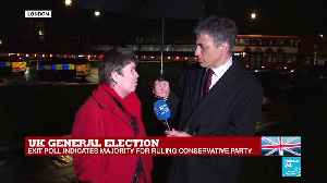 Claire Fox, MEP The Brexit Party: UK General election result signals dawn of a new era [Video]