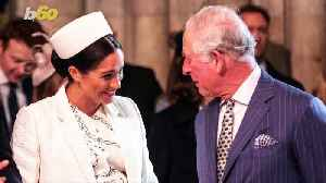 Meghan Markle Is Very Close to This Surprising Royal [Video]