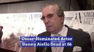 Danny Aiello Has Died [Video]