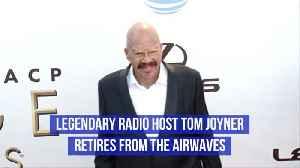 Tom Joyner Retires [Video]