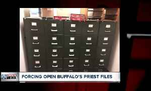 I-TEAM: Will Bishop Scharfenberger release the secret files? [Video]