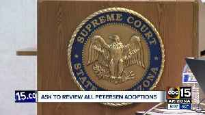 Group wants legality review of every Paul Petersen adoption [Video]