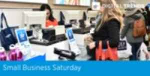 Small Business Saturday   Digital Trends Live 11.29.19 [Video]