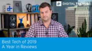 Best Tech of 2019 | A Year in Reviews [Video]