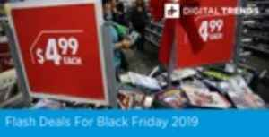 Flash Deals For Black Friday 2019 | Digital Trends Live 11.29.19 [Video]