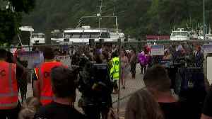 News video: New Zealand recovers bodies from volcanic island