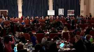 House panel delays impeachment articles vote [Video]