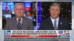 McConnell Says He'll Take His 'Cues' From Trump Lawyers [Video]
