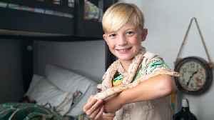 CRIKEY! 10-Year-Old Reptile Fan Bitten By Pet Snake | BEAST BUDDIES [Video]
