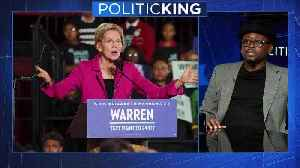 Omar Epps is all in for Elizabeth Warren, but predicts a Trump victory in 2020 [Video]