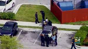 Mom Accidentally Shot By Child In Parking Lot Of Fort Lauderdale Walmart [Video]