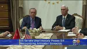 LA Councilman Praises Senate Resolution To Formally Recognize Armenian Genocide [Video]