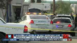 Shooting at Motel 6 on East Brundate Lane leaves one person dead [Video]