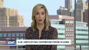 Russian court orders deportation of five University at Buffalo employees [Video]