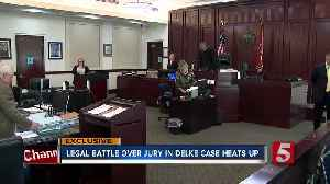 Legal battle escalates over request for outside jury in Andrew Delke murder case [Video]