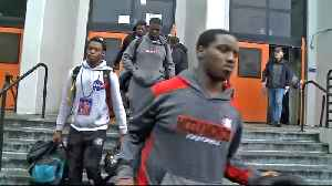 McClymonds High School Football Team Heads to SoCal for State Championship [Video]