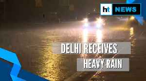Air quality improves in Delhi after heavy rains lash the national capital [Video]