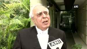 Normality comes from wisdom not from passing bills Sibal [Video]