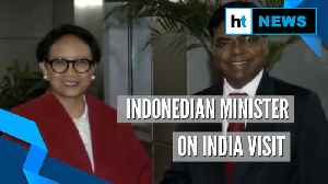 Indonesia Foreign Minister on 2-day visit to India, will meet EAM Jaishankar [Video]