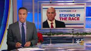 Cory Booker Will Not Qualify For Next Debate [Video]