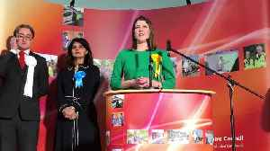 Liberal Democrat leader Jo Swinson loses her seat [Video]