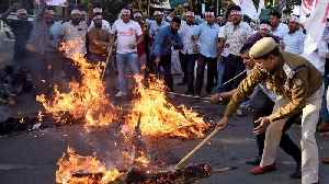 Citizenship Bill: Tensions rise as protests flare in Assam