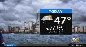 New York Weather: Rainy Evening [Video]