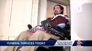 Final farewell for Pete Frates [Video]