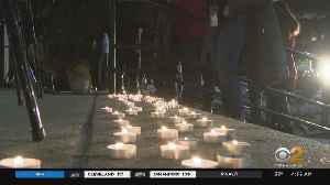 Vigil Held For Jersey City Victim [Video]