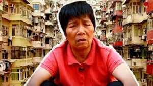 Hong Kong's cardboard grannies [Video]