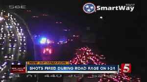 Man seriously injured in road rage shooting on I-24; police searching for other driver [Video]