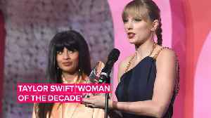 Taylor Swift takes a stance against toxic male privilege [Video]