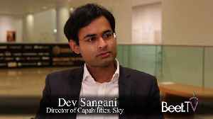 Can AdSmart Be A Global Standard? Sky's New Man Sangani Thinks So [Video]