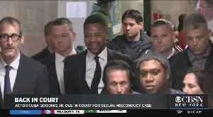 Cuba Gooding Jr. Back In Court [Video]