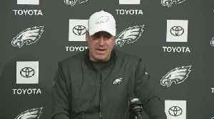 Eagles Head Coach Doug Pederson Talks Ahead Of Game Against Redskins [Video]