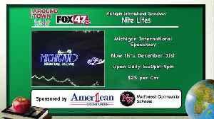 Around Town Kids - Nite Lights Holiday Light Show - 12/13/19 [Video]