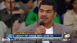 Life in Oceanside: Junior Seau's lasting legacy [Video]
