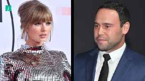 Taylor Swift Calls Out Scooter Braun At Billboard Awards [Video]