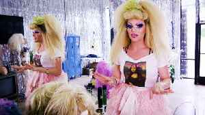 Drag Superstar Willam's Glamorous Dressing Room Tour [Video]