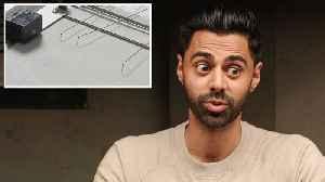 Hasan Minhaj Takes a Lie Detector Test [Video]