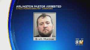 38-Year-Old Arlington Pastor Arrested On Child Porn Charges [Video]