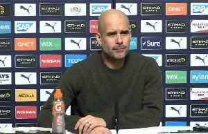 Guardiola denies there is a 'break clause' in his contract with City [Video]
